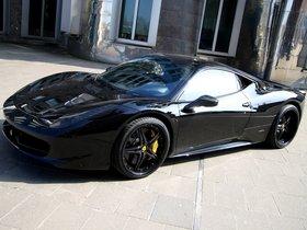 Ver foto 3 de Ferrari 458 Italia Black Carbon Edition by Anderson 2011