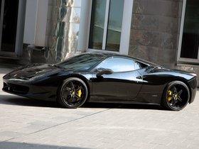 Ver foto 2 de Ferrari 458 Italia Black Carbon Edition by Anderson 2011