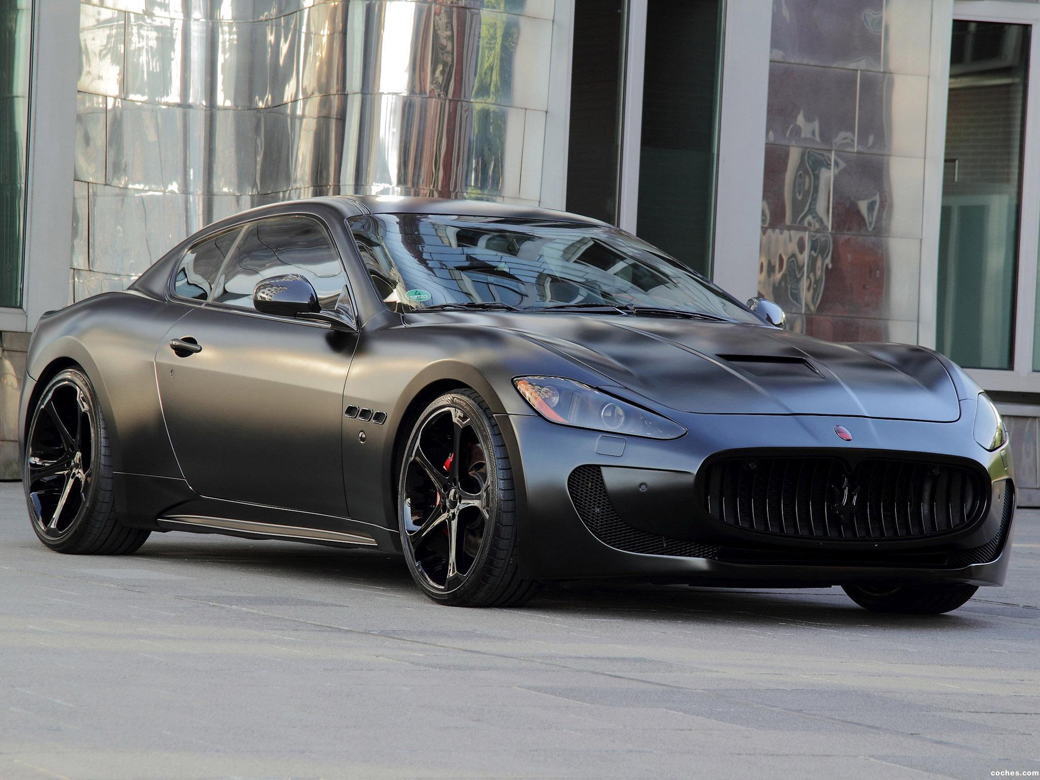 Foto 0 de Maserati Anderson GranTurismo S Superior Black Edition 2011