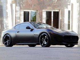 Ver foto 4 de Maserati Anderson GranTurismo S Superior Black Edition 2011