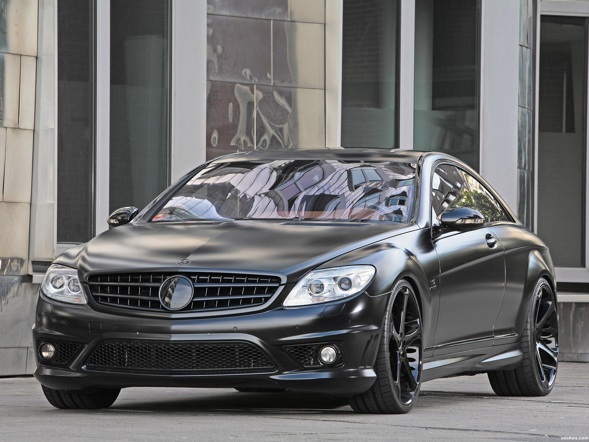Foto 0 de Mercedes CL65 AMG Black Edition 2010