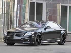Ver foto 4 de Mercedes CL65 AMG Black Edition 2010