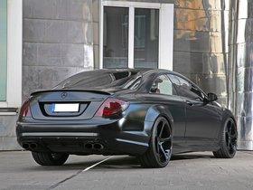 Ver foto 3 de Mercedes CL65 AMG Black Edition 2010