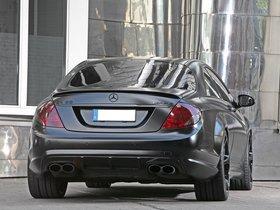 Ver foto 2 de Mercedes CL65 AMG Black Edition 2010