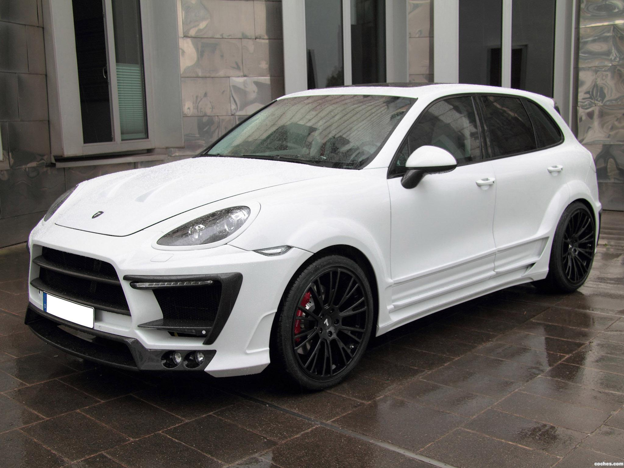 Foto 0 de Porsche Anderson Cayenne White Dream Edition 2013