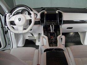 Ver foto 11 de Porsche Anderson Cayenne White Dream Edition 2013