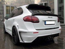 Ver foto 2 de Porsche Anderson Cayenne White Dream Edition 2013