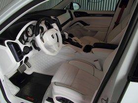 Ver foto 10 de Porsche Anderson Cayenne White Dream Edition 2013