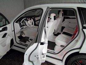 Ver foto 8 de Porsche Anderson Cayenne White Dream Edition 2013