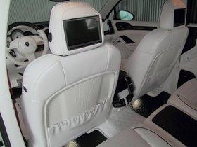 Ver foto 5 de Porsche Anderson Cayenne White Dream Edition 2013