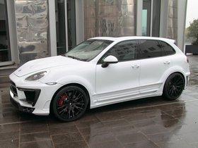 Ver foto 4 de Porsche Anderson Cayenne White Dream Edition 2013