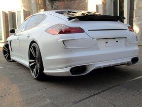 Ver foto 3 de Porsche Anderson Panamera GTS White Storm 2012