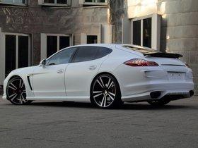Ver foto 2 de Porsche Anderson Panamera GTS White Storm 2012