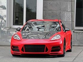 Ver foto 7 de Porsche Anderson Panamera Turbo 970 2011 2011