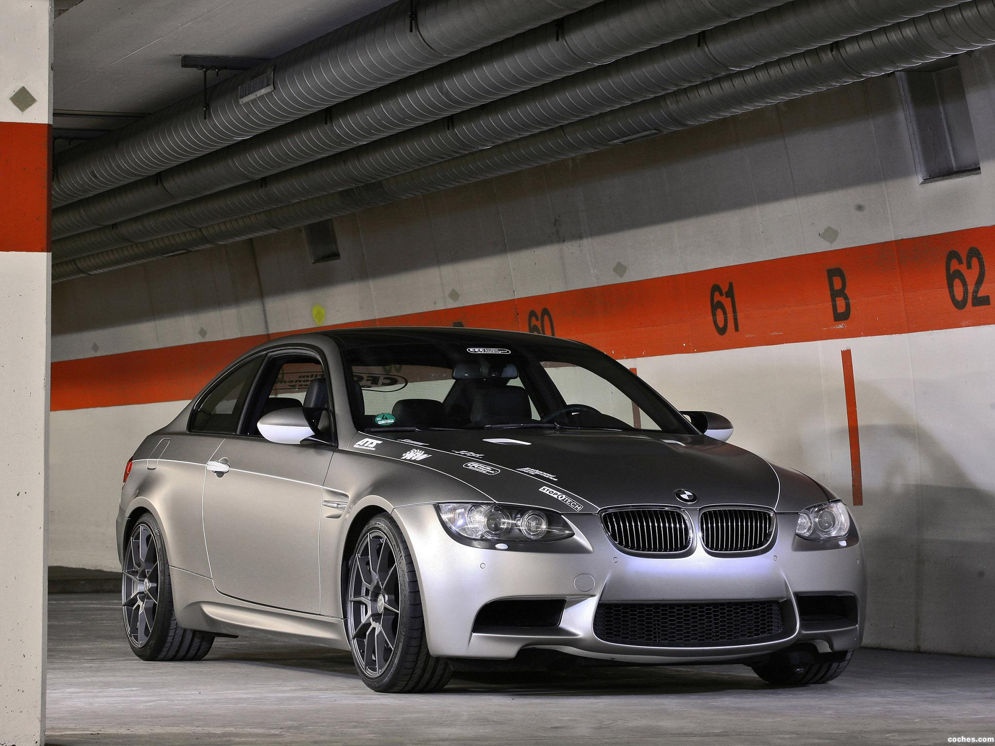 Foto 3 de BMW M3 by Stoptech 2010
