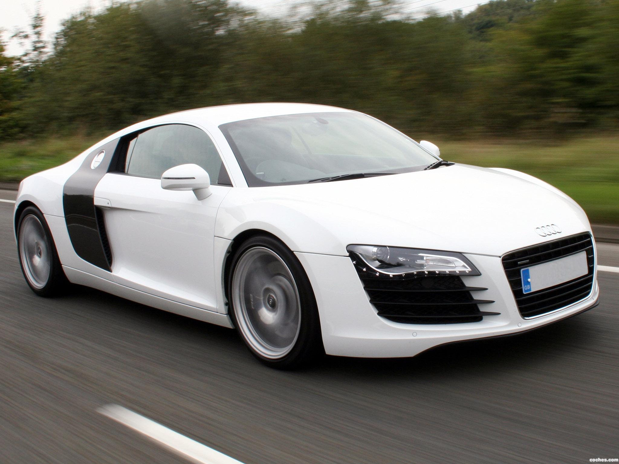 Foto 0 de Audi R8 aps 2010