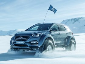 Fotos de Arctic Trucks Hyundai Santa Fe AT38 2017