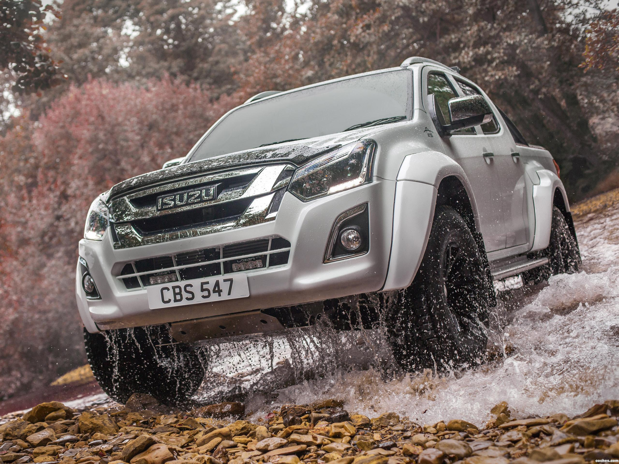 Foto 0 de Arctic Trucks Isuzu D-MAX AT35 Double Cab 2017