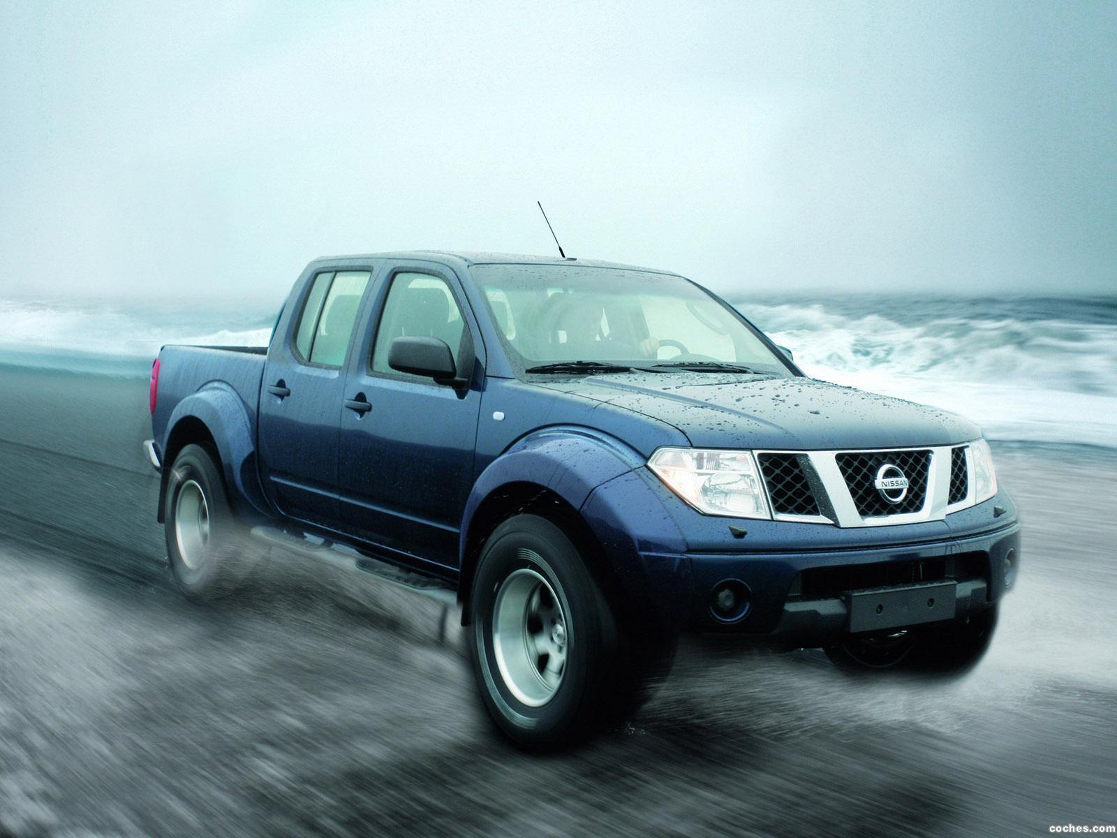 Foto 0 de Arctic Trucks Nissan Navara Double Cab AT35 D40 2005