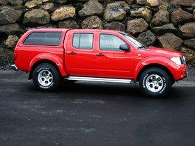 Ver foto 2 de Arctic Trucks Nissan Navara Double Cab AT35 D40 2005