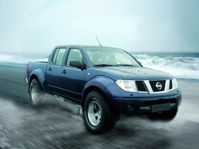 Fotos de Arctic Trucks Nissan Navara Double Cab AT35 D40 2005