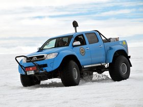 Ver foto 13 de Arctic Trucks Toyota Hilux AT44 South Pole Expedition 2010