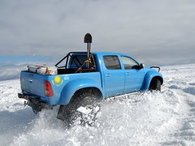 Ver foto 12 de Arctic Trucks Toyota Hilux AT44 South Pole Expedition 2010