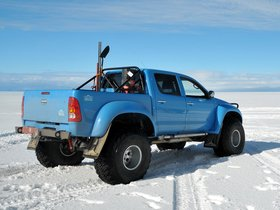 Ver foto 11 de Arctic Trucks Toyota Hilux AT44 South Pole Expedition 2010