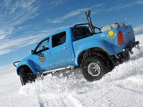Ver foto 10 de Arctic Trucks Toyota Hilux AT44 South Pole Expedition 2010