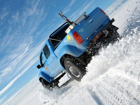 Ver foto 9 de Arctic Trucks Toyota Hilux AT44 South Pole Expedition 2010