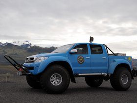 Ver foto 7 de Arctic Trucks Toyota Hilux AT44 South Pole Expedition 2010