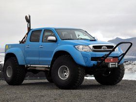 Ver foto 5 de Arctic Trucks Toyota Hilux AT44 South Pole Expedition 2010