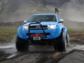 Ver foto 22 de Arctic Trucks Toyota Hilux AT44 South Pole Expedition 2010
