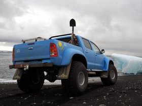 Ver foto 4 de Arctic Trucks Toyota Hilux AT44 South Pole Expedition 2010