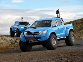 Ver foto 3 de Arctic Trucks Toyota Hilux AT44 South Pole Expedition 2010
