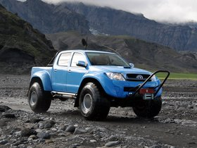 Ver foto 2 de Arctic Trucks Toyota Hilux AT44 South Pole Expedition 2010