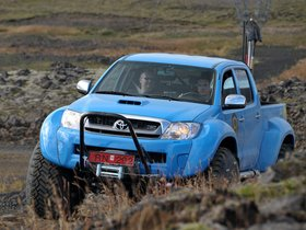 Ver foto 21 de Arctic Trucks Toyota Hilux AT44 South Pole Expedition 2010