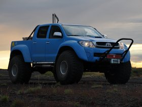 Ver foto 20 de Arctic Trucks Toyota Hilux AT44 South Pole Expedition 2010