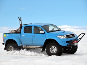 Ver foto 16 de Arctic Trucks Toyota Hilux AT44 South Pole Expedition 2010