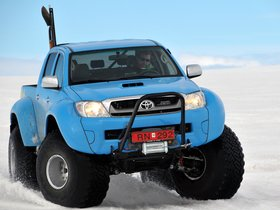 Ver foto 15 de Arctic Trucks Toyota Hilux AT44 South Pole Expedition 2010
