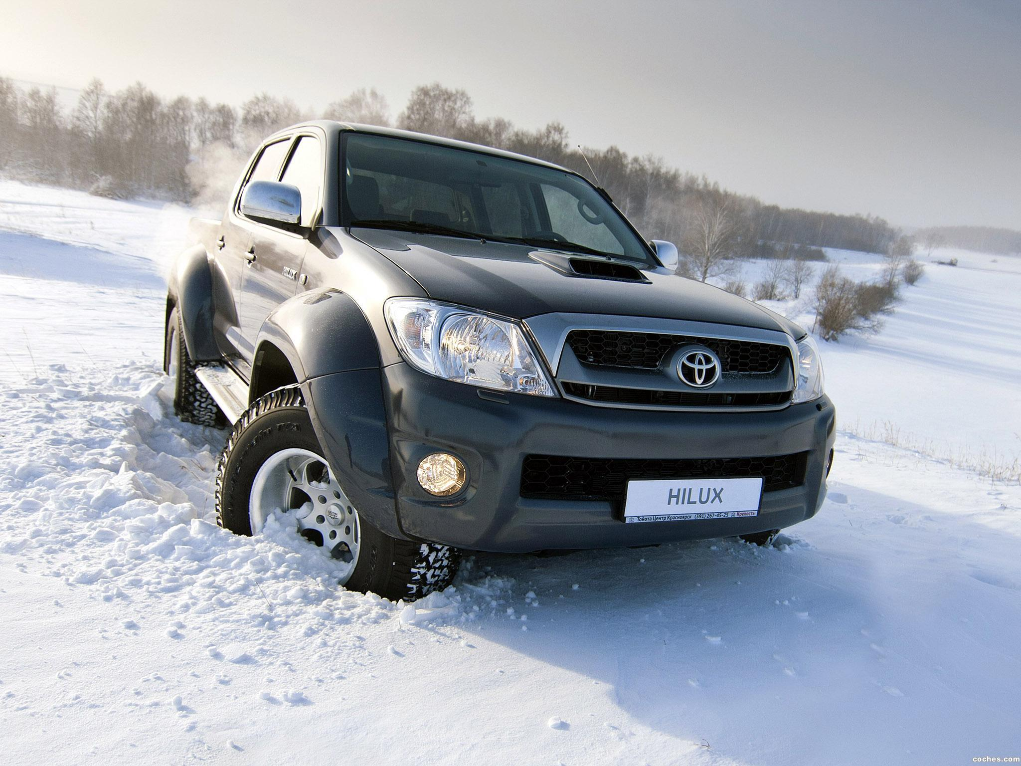 Foto 0 de Arctic Trucks Toyota Hilux Double Cab AT35 2008