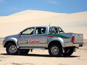 Ver foto 10 de Arctic Trucks Toyota Hilux Double Cab AT35 2008