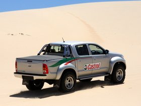Ver foto 8 de Arctic Trucks Toyota Hilux Double Cab AT35 2008
