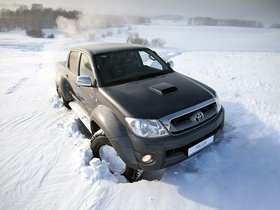 Ver foto 7 de Arctic Trucks Toyota Hilux Double Cab AT35 2008