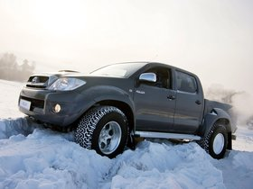 Ver foto 5 de Arctic Trucks Toyota Hilux Double Cab AT35 2008