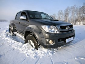 Ver foto 4 de Arctic Trucks Toyota Hilux Double Cab AT35 2008