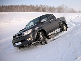 Ver foto 3 de Arctic Trucks Toyota Hilux Double Cab AT35 2008