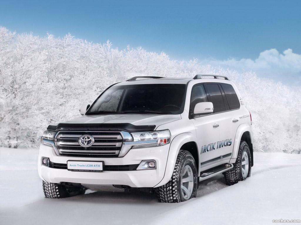 Foto 2 de Arctic Trucks Toyota Land Cruiser AT35 J200 2015