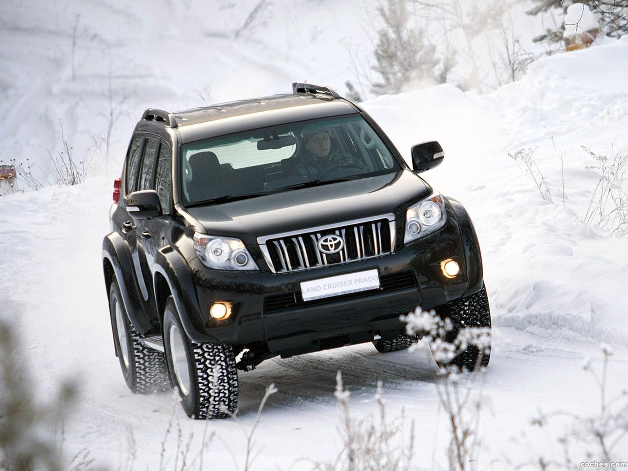 Foto 2 de Arctic Trucks Toyota Land Cruiser Prado AT35 2009
