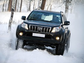Ver foto 8 de Arctic Trucks Toyota Land Cruiser Prado AT35 2009